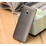 Transparent Matte mobile case for HTC 601e