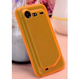 Transparent Matte protective cover for HTC G11 / S710e
