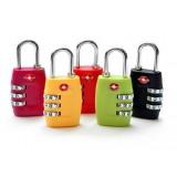 Traveling bags anti-theft password lock
