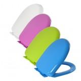 U / V / O colorful classic toilet seat cover
