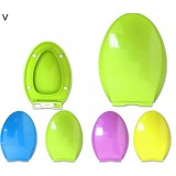 U / V / O Universal colorful toilet seat cover