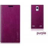 Ultra-thin clamshell protective cover for ZTE V5 max / N958St