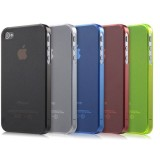 Ultra-thin matte case for iphone 4/4s