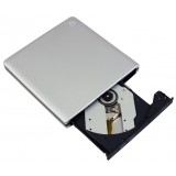 Ultra Quiet External Blu-ray optical drive External USB Portable DVD Burner supports 3D movies