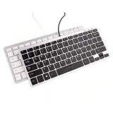 Ultrathin Mini USB Wired Keyboard