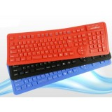 ultrathin waterproof foldable soft keyboard