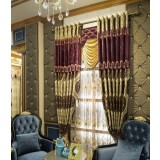 Unique customize luxury European style curtains