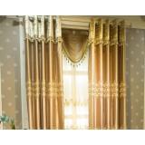 Unique customize retro curtains