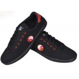 Unisex canvas martial arts shoes