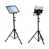 Universal folding aluminum floor stand for Tablet PC