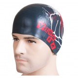 Universal particles patterns swimming cap
