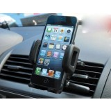 Universal Rotation Air Outlet Car Holder for mobile phone