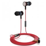 Universal Wire Control Earphones with microphone
