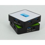 USB3.0 Hub / four-port splitter with power