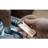 USB charging electric arc windproof lighter