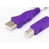 usb printer cable / usb printer cable 3 meters square mouth