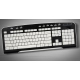 USB Wired Multimedia Keyboard