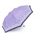 UV protection folding sun umbrella