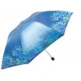 UV protection printing folding umbrella