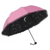 UV protection stars and moon umbrellas