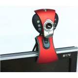 V6 Usb 5MP HD Webcam PC Camera with Microphone