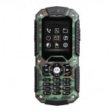 Waterproof and dustproof Dual SIM Card mobile phone