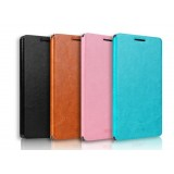 Waterproof flip cover mobile phone case for ZTE B880