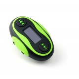 Waterproof sports mp3 player