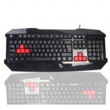 Waterproof USB Wired Gaming Keyboard