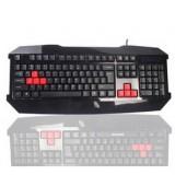 Waterproof USB Wired Gaming Keyboard