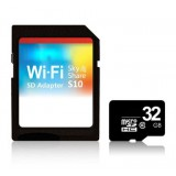 wifi sd 32GB memory card