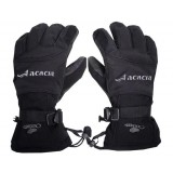 Winter windproof thickening riding gloves