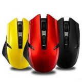 Wired and wireless dual-mode Rechargeable Gaming Mouse