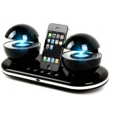 Wireless Bluetooth Speaker dock with LED