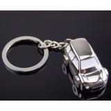 Zinc alloy jeep keychain