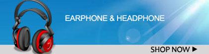shop earphone & headphone